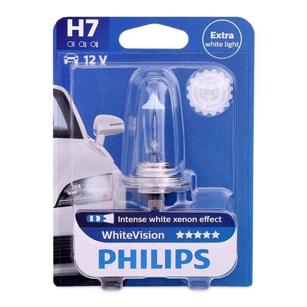 PHILIPS | Glühlampe, Fernscheinwerfer 12972WHVB1