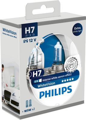 PHILIPS | Glühlampe, Fernscheinwerfer 12972WHVSM
