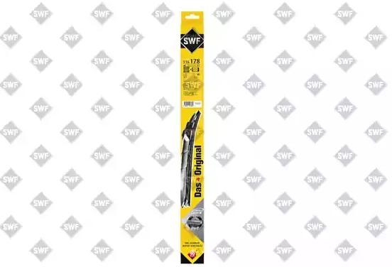 MAZDA CX-5 2019 Scheibenreinigung - Original SWF 116183 Styling: mit Spoiler, Links-/Rechtslenker: für Linkslenker