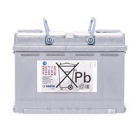 570901076D852 Starterbatterie VARTA - Markenprodukte billig
