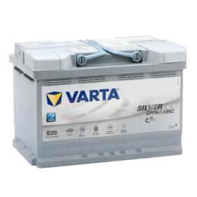 570901076D852 Starterbatterie VARTA in Original Qualität