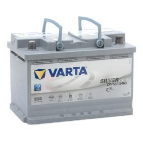 570901076D852 Batteri VARTA Test