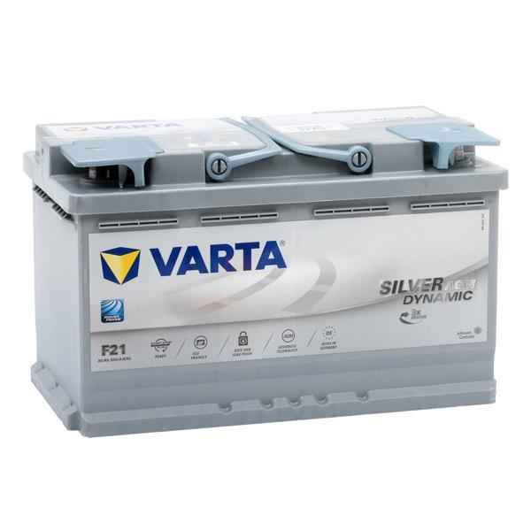 580901080D852 Autobatterie VARTA 580901080 - Große Auswahl - stark reduziert