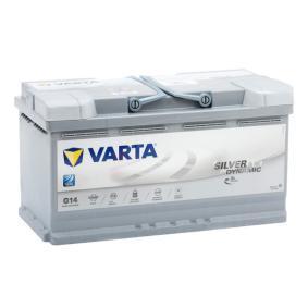 595901085D852 Starterbatterie VARTA 595901085 - Große Auswahl - stark reduziert