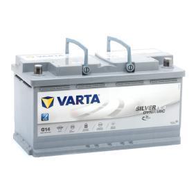 595901085D852 Starterbatterie VARTA - Markenprodukte billig