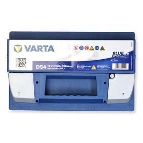 D54 VARTA BLUE dynamic Batterie-Kapazität: 65Ah Kälteprüfstrom EN: 650A, Spannung: 12V, Polanordnung: 0 Starterbatterie 565500065D842 günstig kaufen
