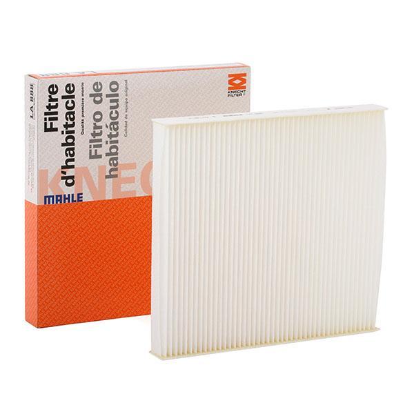 LAO888 MAHLE ORIGINAL Partikelfilter Breite: 235,0mm, Höhe: 30,0mm Filter, Innenraumluft LA 888 günstig kaufen