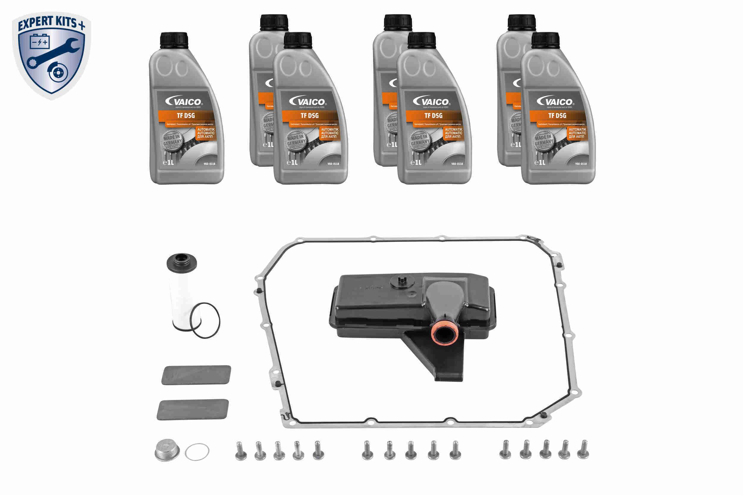 Teilesatz, Ölwechsel-Automatikgetriebe V10-3220 von VAICO