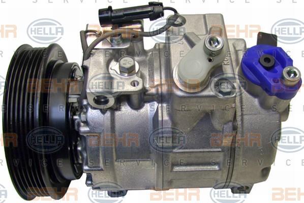Original LANCIA Kompressor 8FK 351 176-051