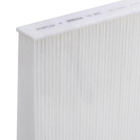 LA 923 Filter, Innenraumluft MAHLE ORIGINAL - Markenprodukte billig
