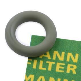 Pērc un aizvieto Blīve, Eļļas filtrs MANN-FILTER DI 007-00