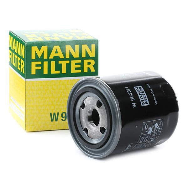 MANN-FILTER Filtro idraulico, Cambio automatico W90231: compri online
