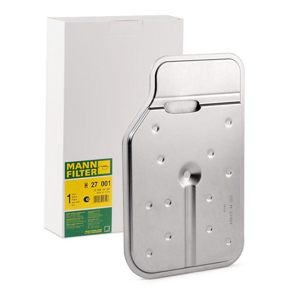 Filtro H 27 001 con un ottimo rapporto MANN-FILTER qualità/prezzo