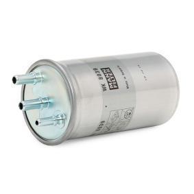 WK8039 Palivovy filtr MANN-FILTER WK 8039 - Obrovský výběr — ještě větší slevy