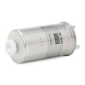 WK 8039 Palivovy filtr MANN-FILTER - Levné značkové produkty