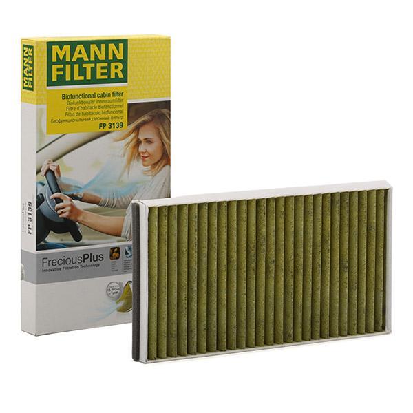 MANN-FILTER Filter, Innenraumluft FP 3139