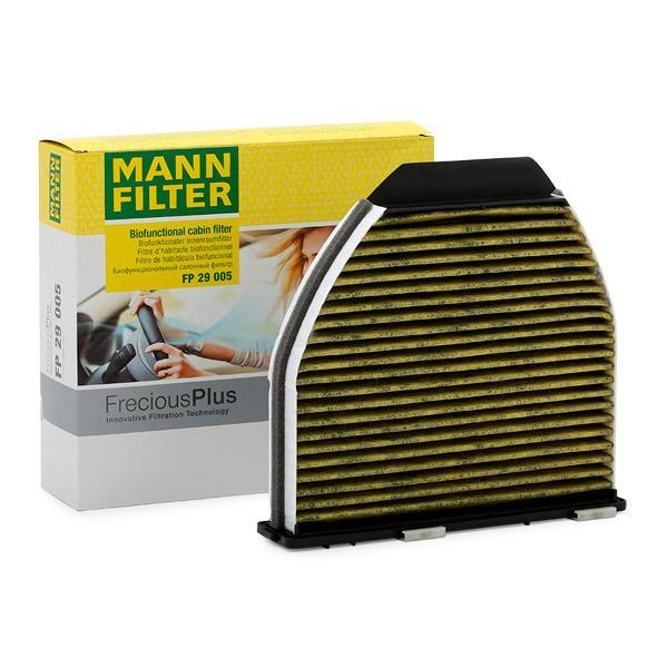 MANN-FILTER: Original Pkw-Heizung FP 29 005 (Breite: 284mm, Höhe: 44mm, Länge: 264mm)