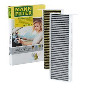 aria di riscaldamento//ventilazione MANN-FILTER FP 21 003 FILTRO dell/'abitacolo