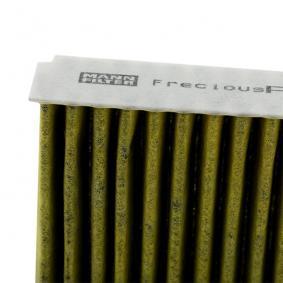 FP 2862 Pollenfilter MANN-FILTER - Markenprodukte billig