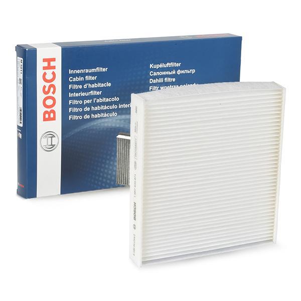 M5011 BOSCH Partikelfilter Breite: 200mm, Höhe: 35,5mm, Länge: 210mm Filter, Innenraumluft 1 987 435 011 günstig kaufen