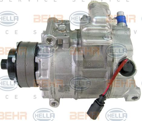 HELLA | Klimakompressor 8FK 351 110-331