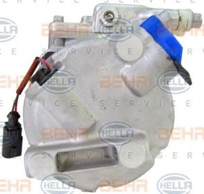 8FK 351 110-331 Klimaanlage Kompressor HELLA - Markenprodukte billig