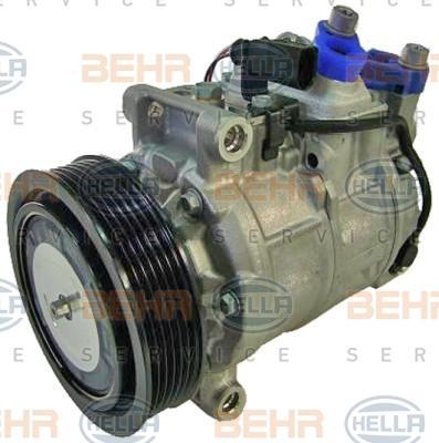 Original AUDI Kompressor Klimaanlage 8FK 351 114-221