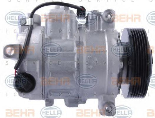 8FK351114271 Kompressor, Klimaanlage HELLA 8FK 351 114-271 - Große Auswahl - stark reduziert