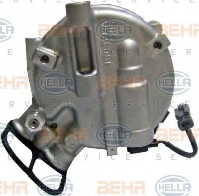 8FK351272291 Kompressor, Klimaanlage HELLA 8FK 351 272-291 - Große Auswahl - stark reduziert