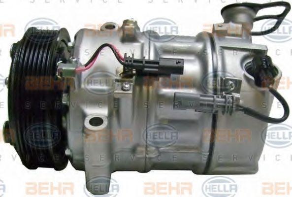 8FK 351 272-291 Klimaanlage Kompressor HELLA - Markenprodukte billig