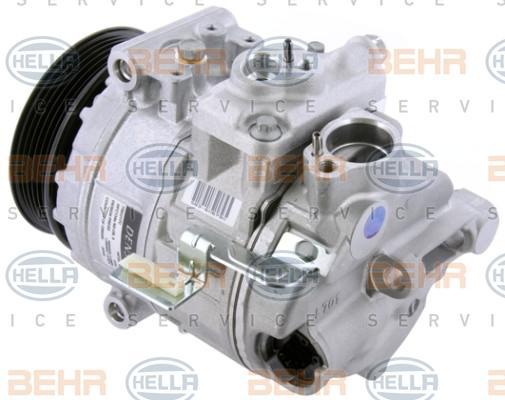 HELLA | Klimakompressor 8FK 351 316-191