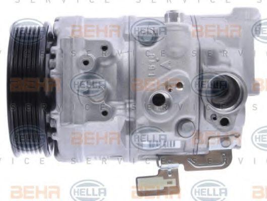 8FK351316191 Kompressor, Klimaanlage HELLA 8FK 351 316-191 - Große Auswahl - stark reduziert