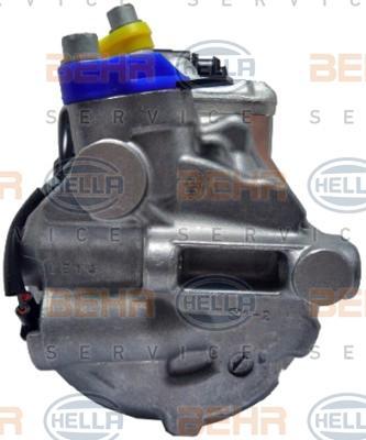 HELLA | Klimakompressor 8FK 351 322-311