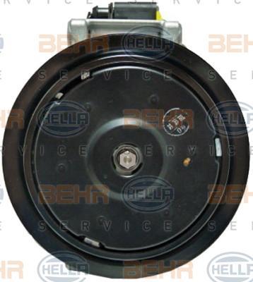 8FK351322311 Kompressor, Klimaanlage HELLA 8FK 351 322-311 - Große Auswahl - stark reduziert