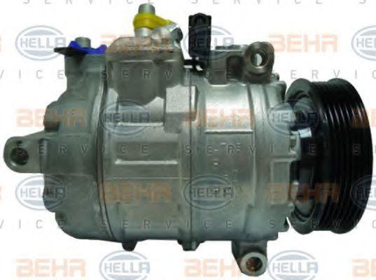 8FK 351 322-311 Klimaanlage Kompressor HELLA - Markenprodukte billig