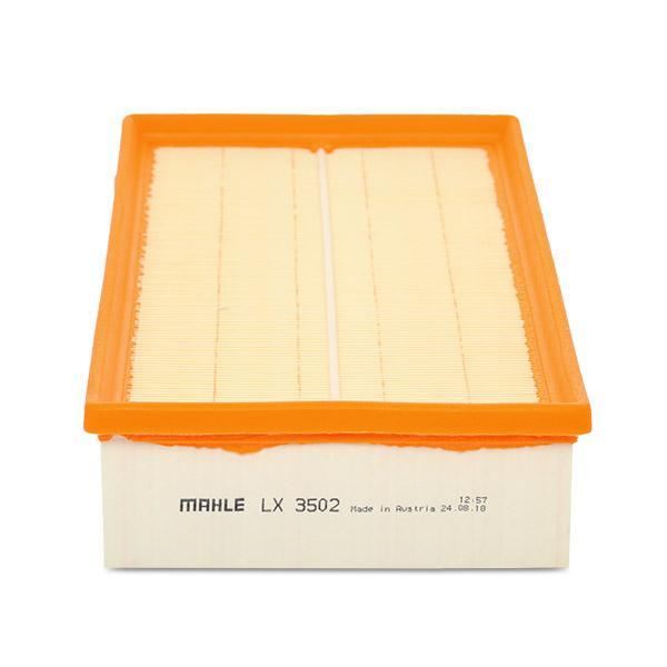 LX3502 Zracni filter MAHLE ORIGINAL 72341984 - Ogromna izbira