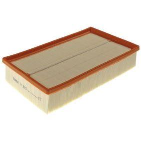LX 3502 Zracni filter MAHLE ORIGINAL originalni kvalitetni
