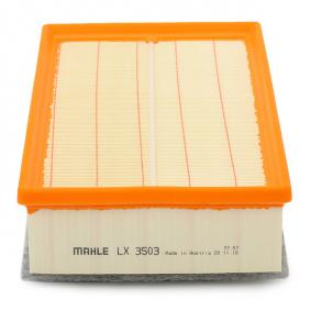 LX3503 Luftfilter MAHLE ORIGINAL - Upplev rabatterade priser