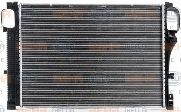 8MK376700614 Wasserkühler HELLA 8MK 376 700-614 - Große Auswahl - stark reduziert