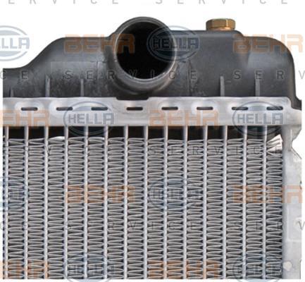 8MK376711284 Wasserkühler HELLA 8MK 376 711-284 - Große Auswahl - stark reduziert