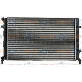 8MK 376 700-494 HELLA Kühlrippen gelötet, Automatikgetriebe, Schaltgetriebe Kühler, Motorkühlung 8MK 376 700-494 günstig kaufen