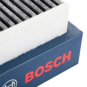 1 987 435 502 Kabineluftfilter BOSCH - Billige mærke produkter