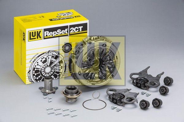Pieces detachees RENAULT TALISMAN 2019 : Kit d'embrayage LuK 602 0005 00 - Achetez tout de suite!