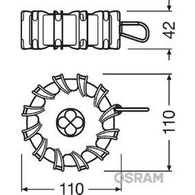 OSRAM LEDguardian ROAD FLARE, Tipo de lámpara: LED Lámpara de mano LEDSL302 a buen precio