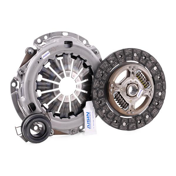 KT-322B Complete clutch kit AISIN - Cheap brand products