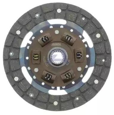 Clutch disc DD-021U AISIN — only new parts