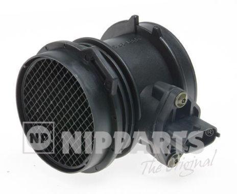 N5400507 NIPPARTS mit Gehäuse Spannung: 12V, Pol-Anzahl: 5-polig Luftmassenmesser N5400507 günstig kaufen