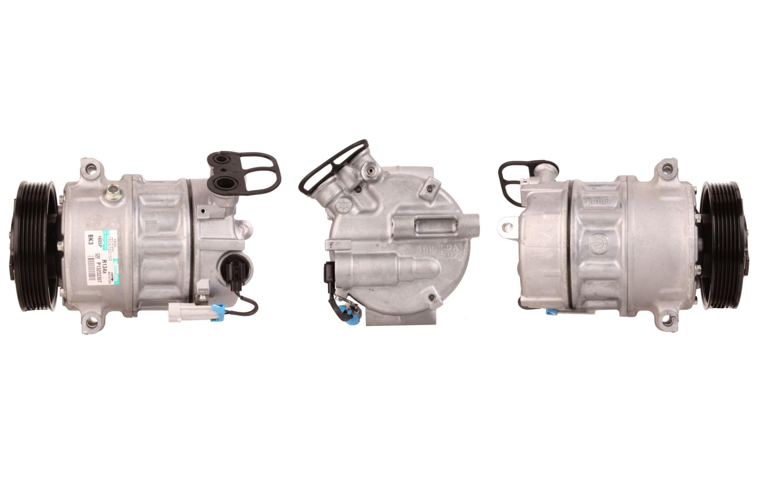 Original OPEL Kompressor Klimaanlage 51-0756