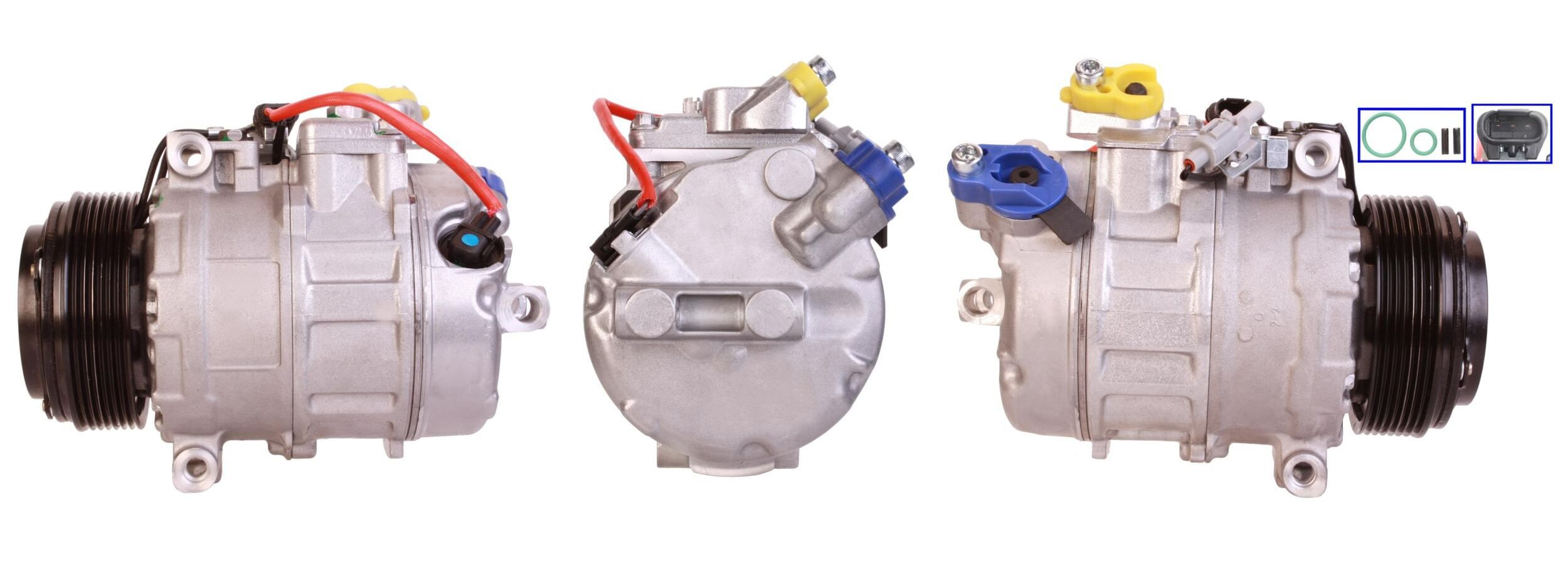 Kompressor Klimaanlage ELSTOCK 51-0829