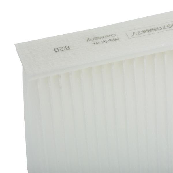 1 987 435 002 Pollenfilter BOSCH - Billige mærke produkter